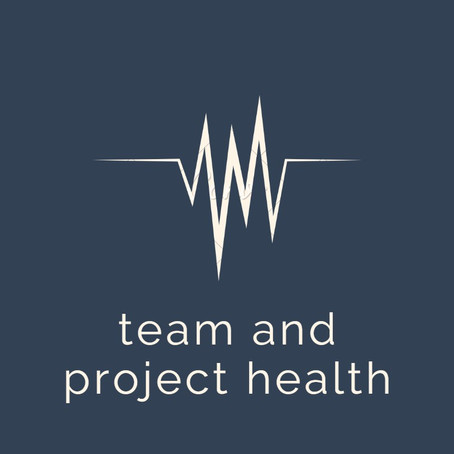 Project Intelligence > How's your health?