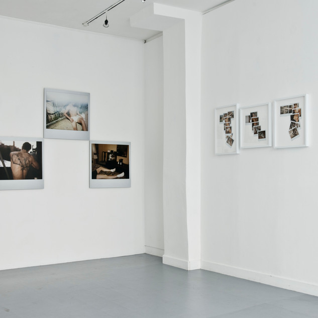 Installation View - We Were All Innocent Once