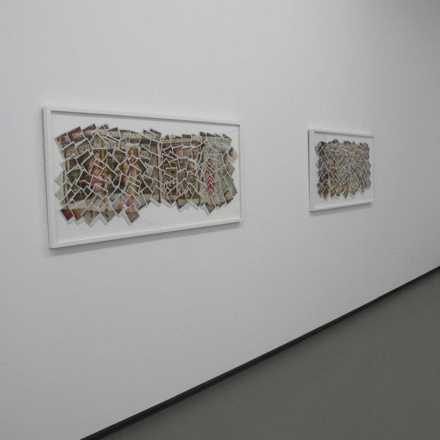 "Installation View - ""Where The Wild Things Are"" - 2011"