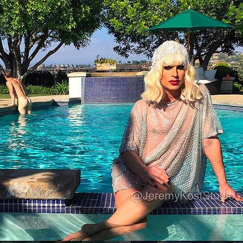 Katya Zamolodchikova in Beverly Hills