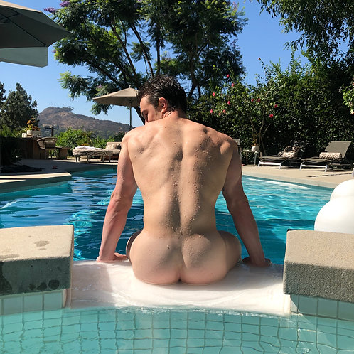 Poolside Chat (Corey)