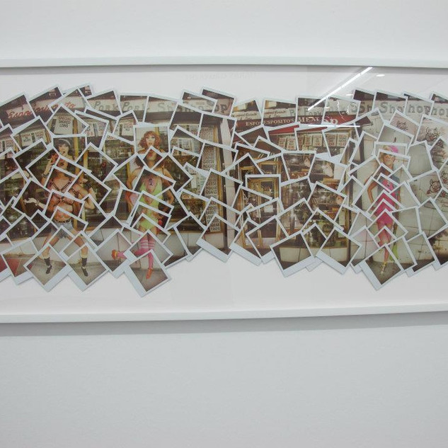 Installation View - Bringing Home The Bacon -  2011