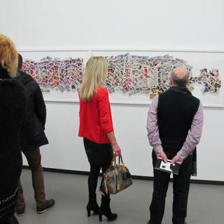 """Installation View - """"Boulevard of Broken Dreams"""" - 2011"""