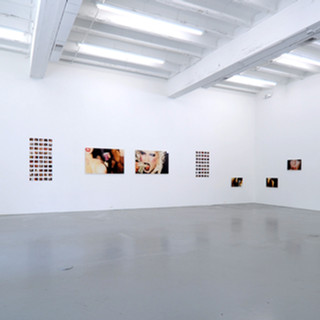 """Installation View - """"Between the Lines"""""""