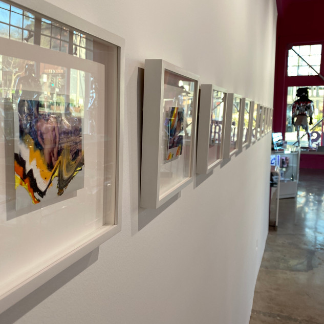 Installation View at Circus of Books