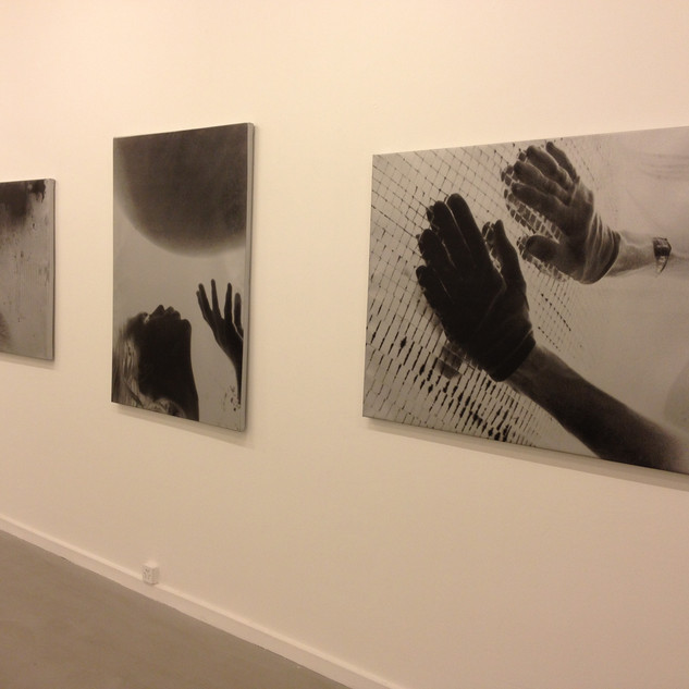 Installation View - Fame's A Bitch