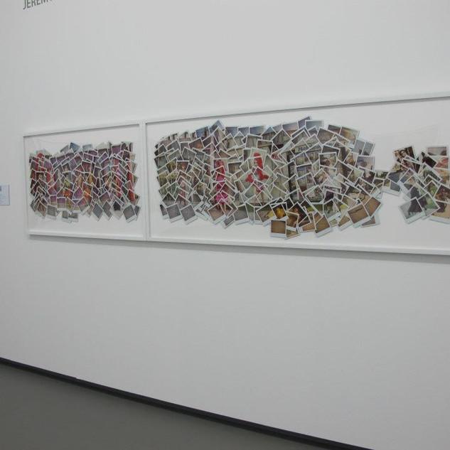 """Installation View """"Boulevard Of Broken Dreams"""", 2011"""