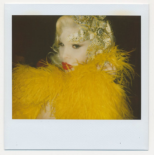 A Legend In Yellow (Amanda Lepore) - 2008