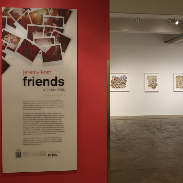 Friends With Benefits - The Andy Warhol Museum