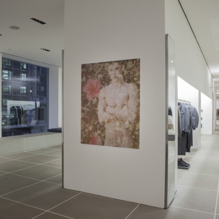 Fractured at Calvin Klein Collection - Madison Ave