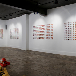After the Party -Installation View