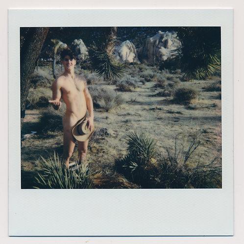 Jacob In Joshua Tree, 2020