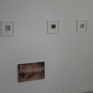 Installation View - In The Dark We Live And Love