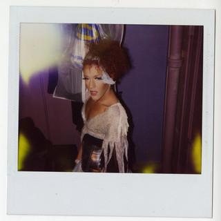 Untitled (Ericka Backstage at Opaline) - 2007