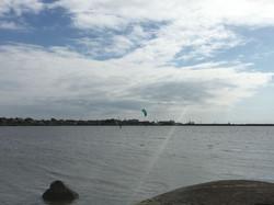 Träslövsläge Kitesurfing