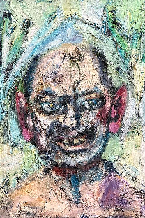 The Smile of Mona Lisa II