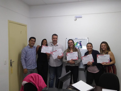 Turma de Excel Essencial na Ecofresh