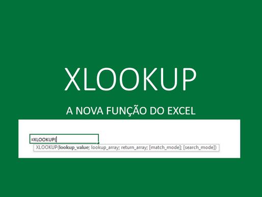 A nova função PROCX