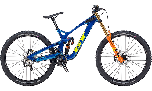 "GT Fury Team 29"" Blue"