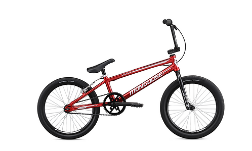Mongoose Title Pro XXL Red