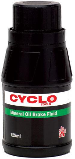Weldtite Mineral Oil Brake Fluid - 125ml