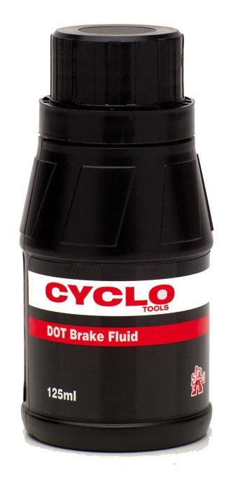 Weldtite Dot Brake Fluid - 125ml