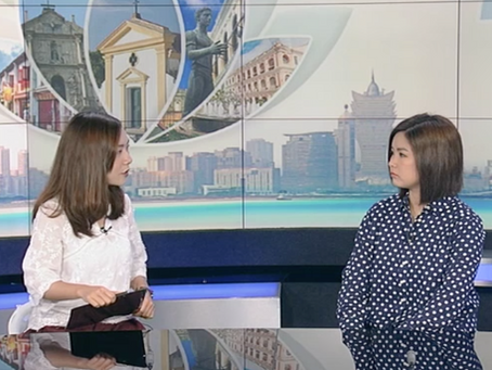 2018 TDM Macau Morning 澳廣視節目《澳門早晨》