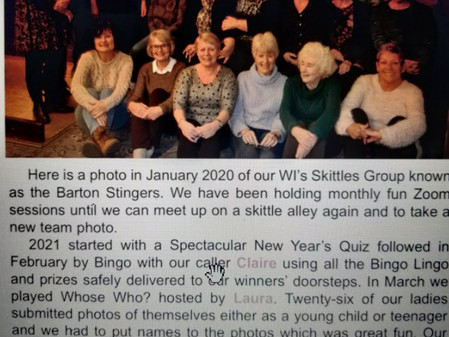 Skittles Group in County News