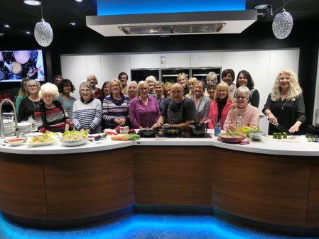 Cookery Demonstration -28th Feb