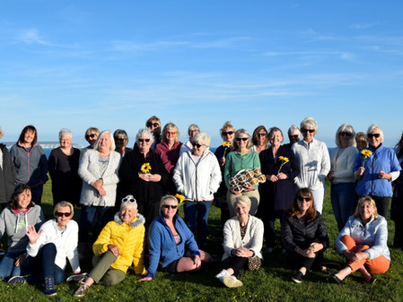 Boules on Barton Cliff Top