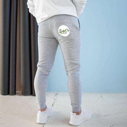LadyCeeLyric Pocket Logo Premium Fleece Joggers