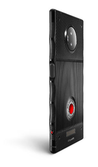 RED Hydrogen One. World's first Holographic 4-View media machine.