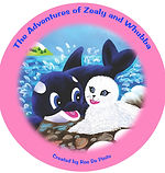 kidsbook,The Adventures of Zealy and Whubba
