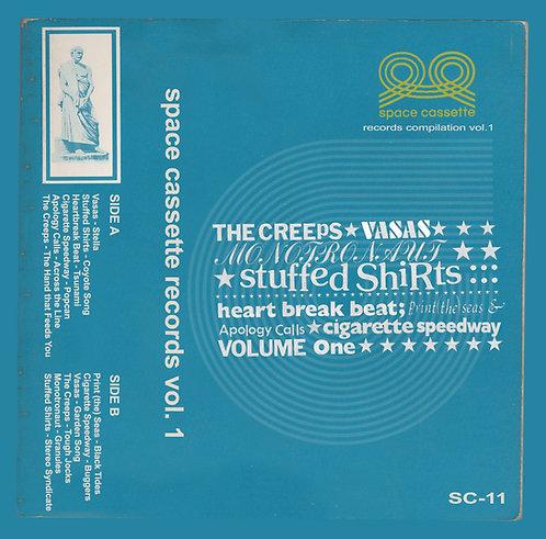 Space Cassette Records Cassette Comp Vol: 1