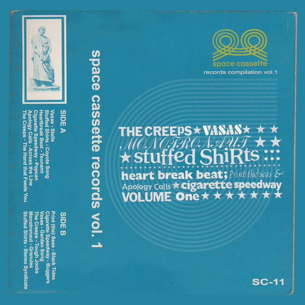 Space Cassette Comp Vol. 1