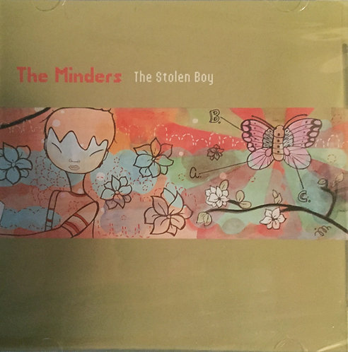 The Minders - Stolen Boy: CD Only