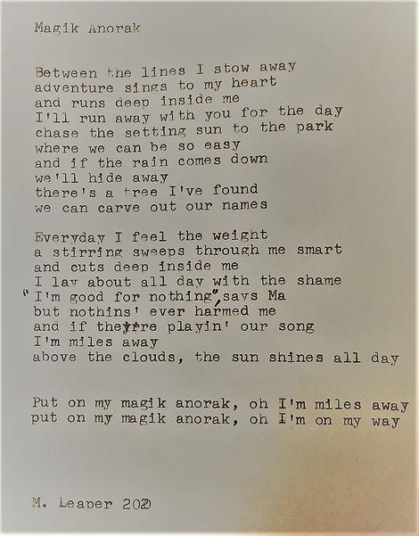 Magic Anorak Lyrics.jpg