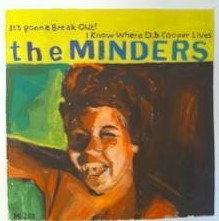 """The Minders - It's Gonna Break Out: 7"""" Only"""