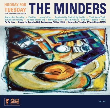The Minders - Hooray for Tuesday 20th Anniversary Edition: Vinyl Only