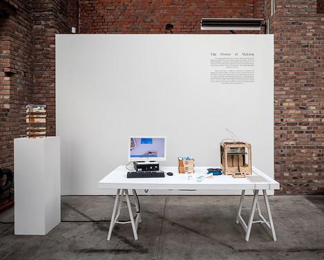 Arno Van Baelen - Klas van 2016 - Productdesigner - Afstudeerproject