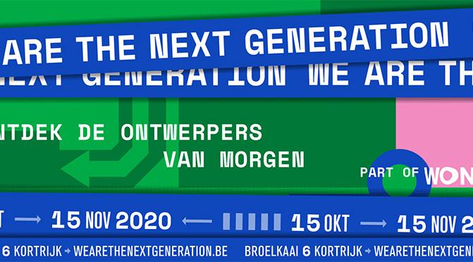 Twee studenten Productdesign geselecteerd voor 'The Next Generation'