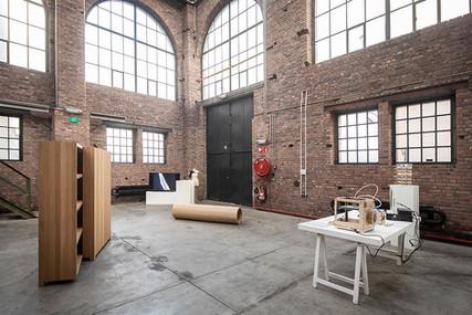 Casimir Reynders - Klas van 1999 - Furniture artist