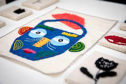 Lies Fauconnier - Klas van 2019 - Craft & research centered design - Afstudeerproject