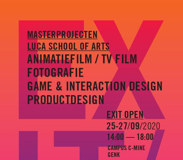 De masters Productdesign 2020!