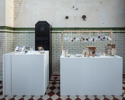 Anke Van Asbroeck - Klas van 2019 - Experimental designer - Afstudeerproject