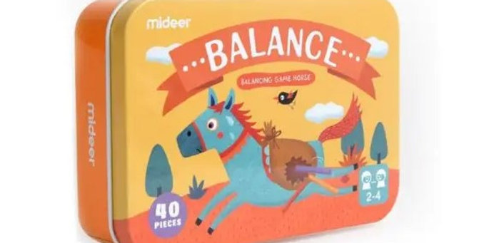 Игра-балансир «Лошадь»