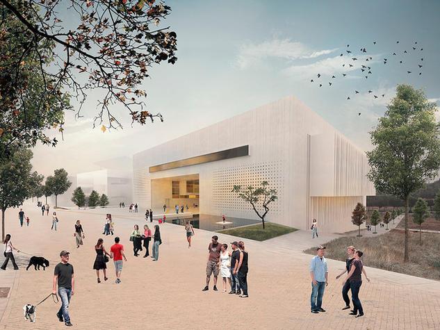 Medical School and Health Sciences Building, Nicosia