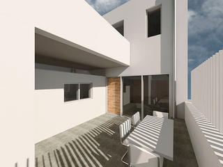 House extension,Skopelos