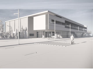 Sports Hall, Kalloni