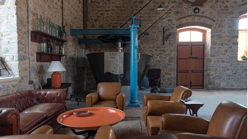 oLive - Industrial Restoration
